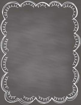 Free Chalkboard Border Cliparts, Download Free Clip Art, Free Clip.