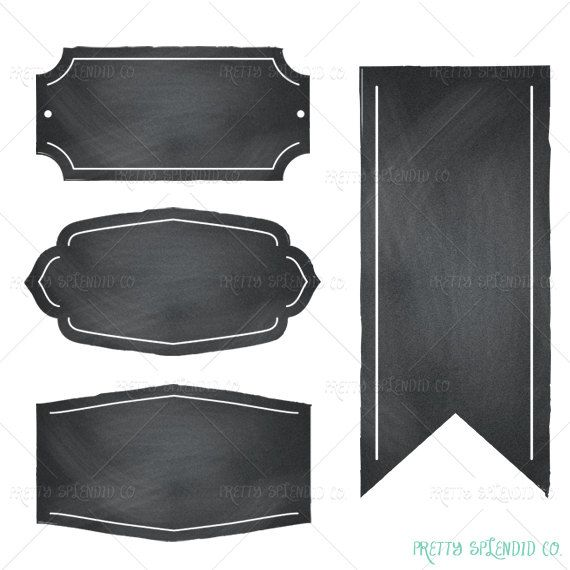 Gallery For Chalkboard Frame Clipart.