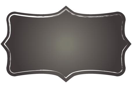 Chalkboard Luxury Label: by ValerianeDigital categories: Free, clip.