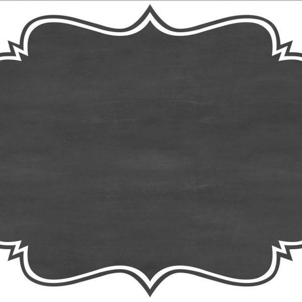 A Pinch Of Katy: Tutorial: Mock Chalkboard Frame Signs.