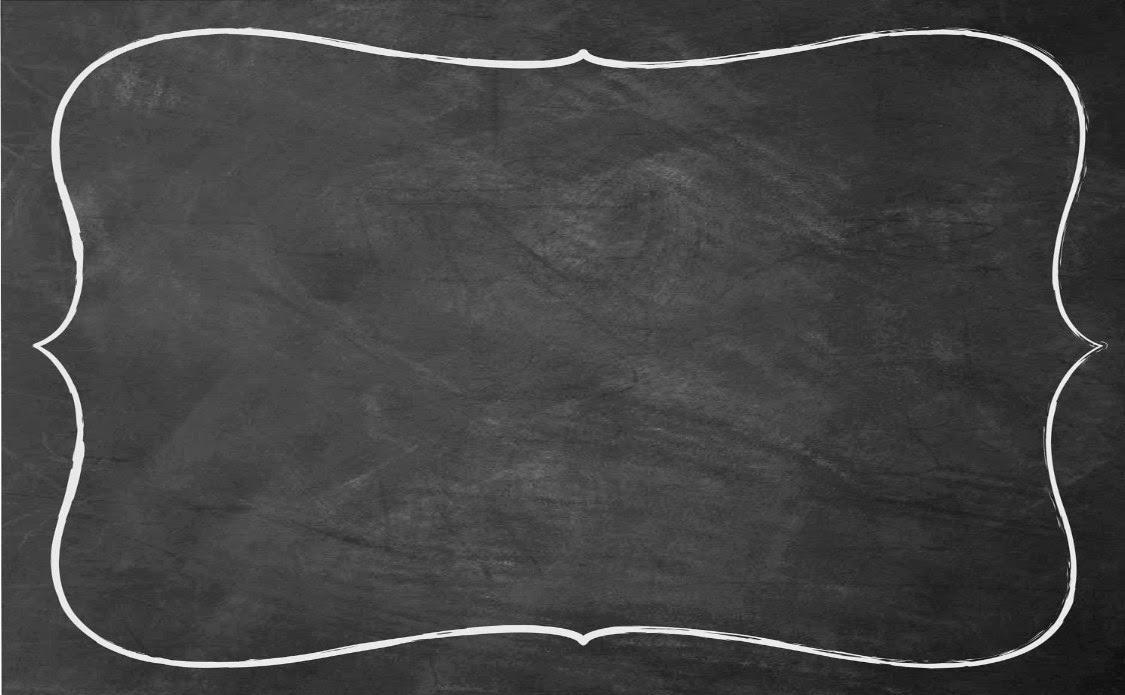 Vintage Chalkboard Clipart.