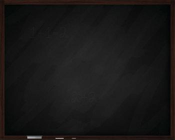 Chalkboard blackboard clipart free image 2.