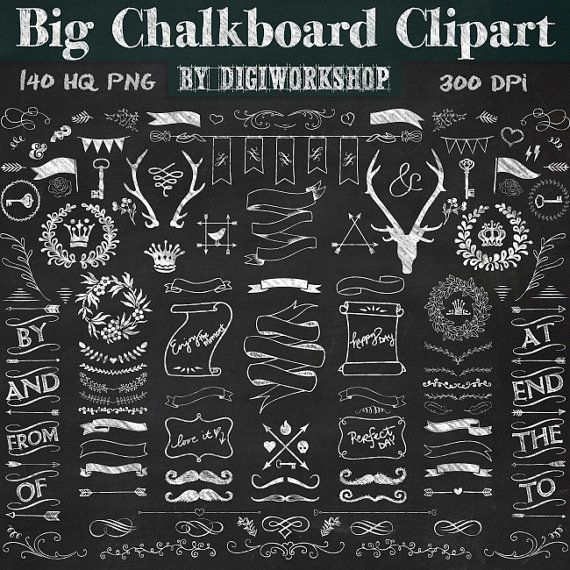 1000+ ideas about Chalkboard Clipart on Pinterest.