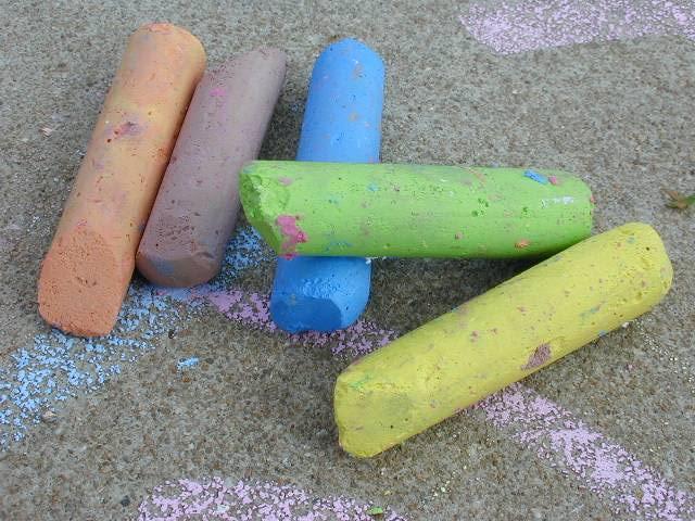 Love chalk clipart.