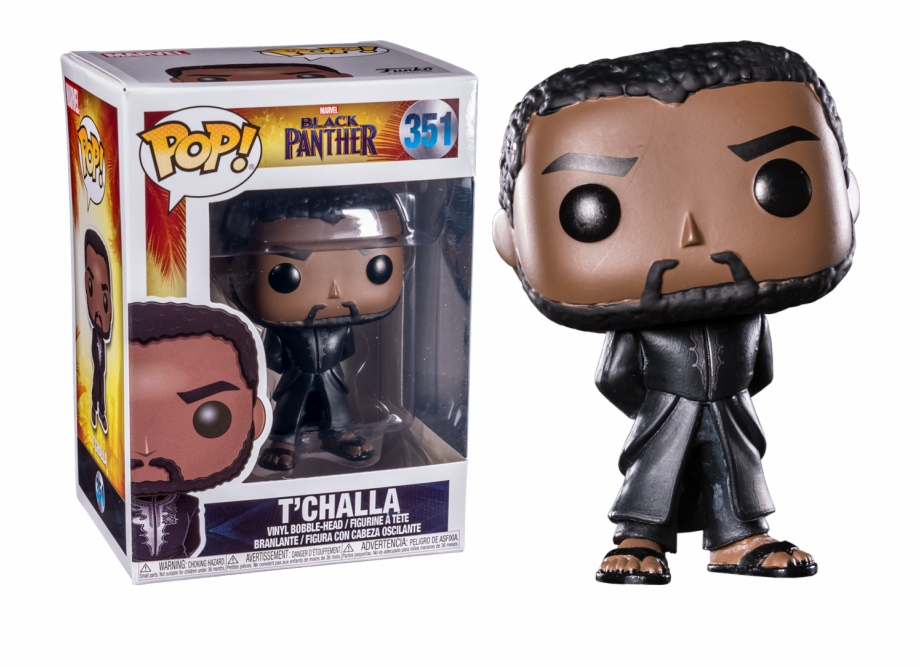 Funko Pop T Challa , Png Download.