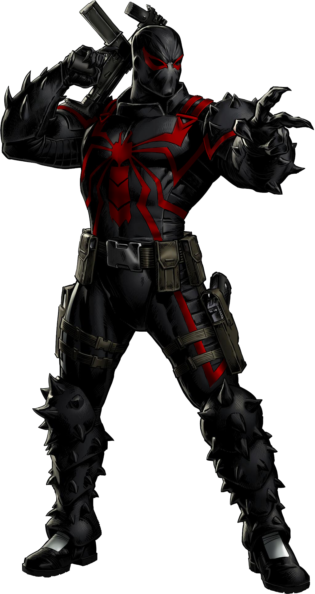 HD Agent Venom Clip Art Looking Amazing The.