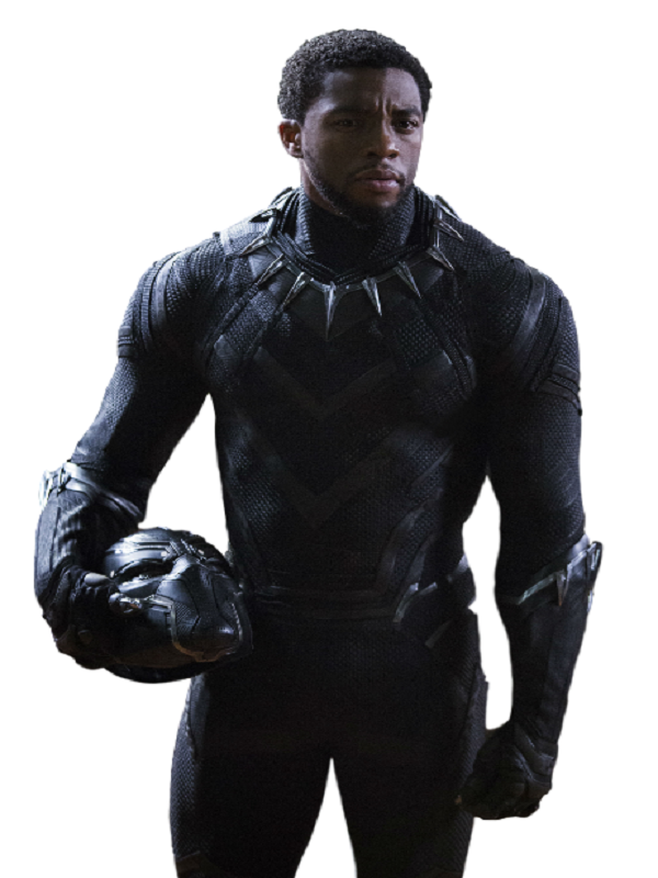 T'Challa Black Panther Cosplay Jacket.