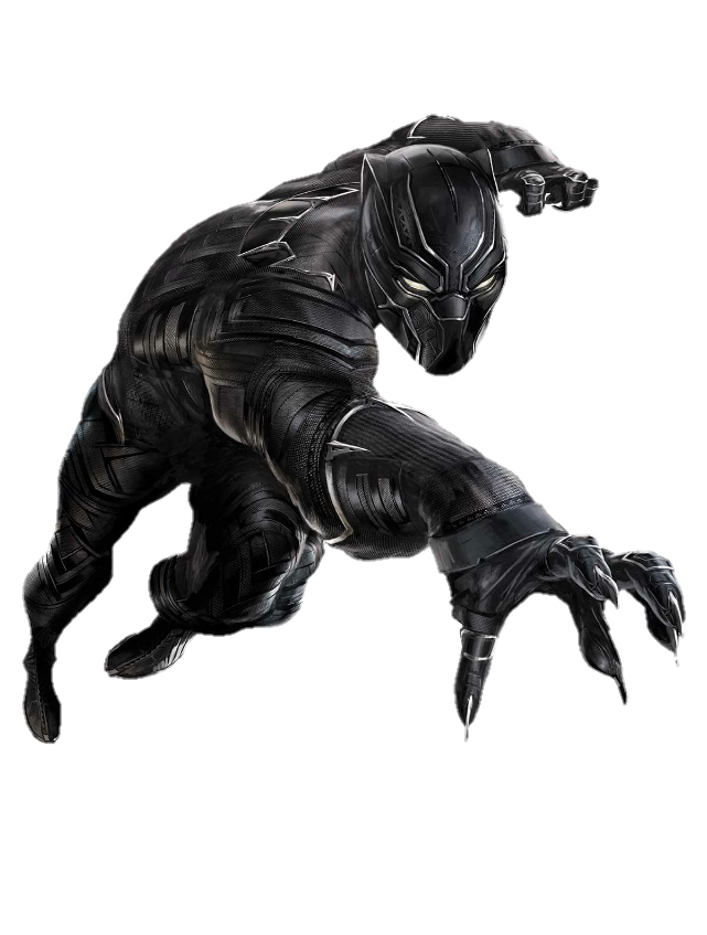 Black Panther PNG Transparent Images.
