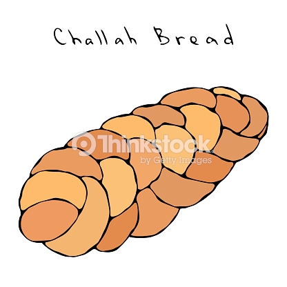 Zopf Or Challah Bread Jewish Or Swiss Austrian Or Bavarian Bakery.