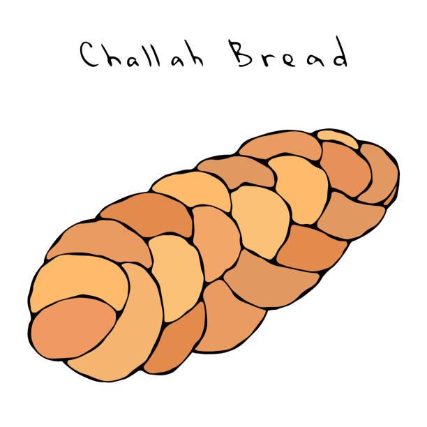 Best Challah Illustrations, Royalty.