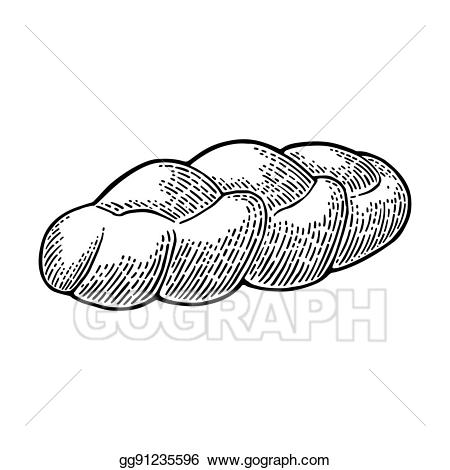 Challah clipart black and white 3 » Clipart Station.
