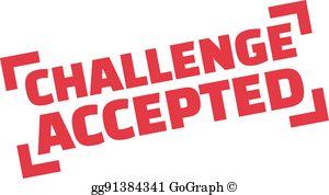 Challenge Clip Art.