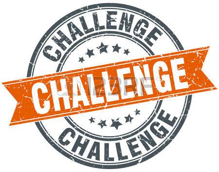 18+ Challenge Clip Art.