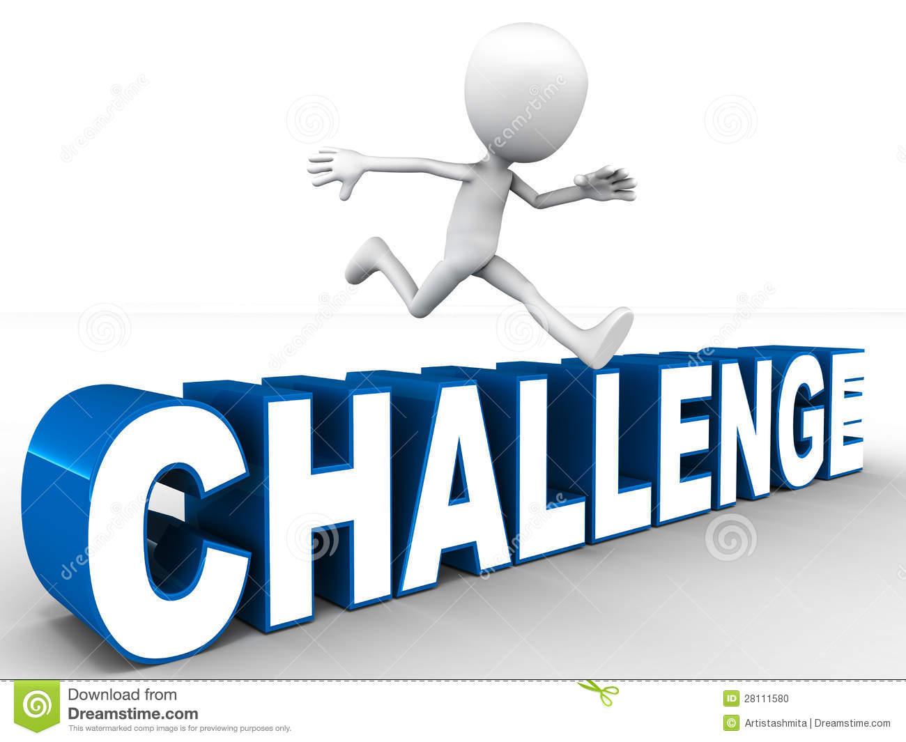 Clip Art Challenge Clipart.
