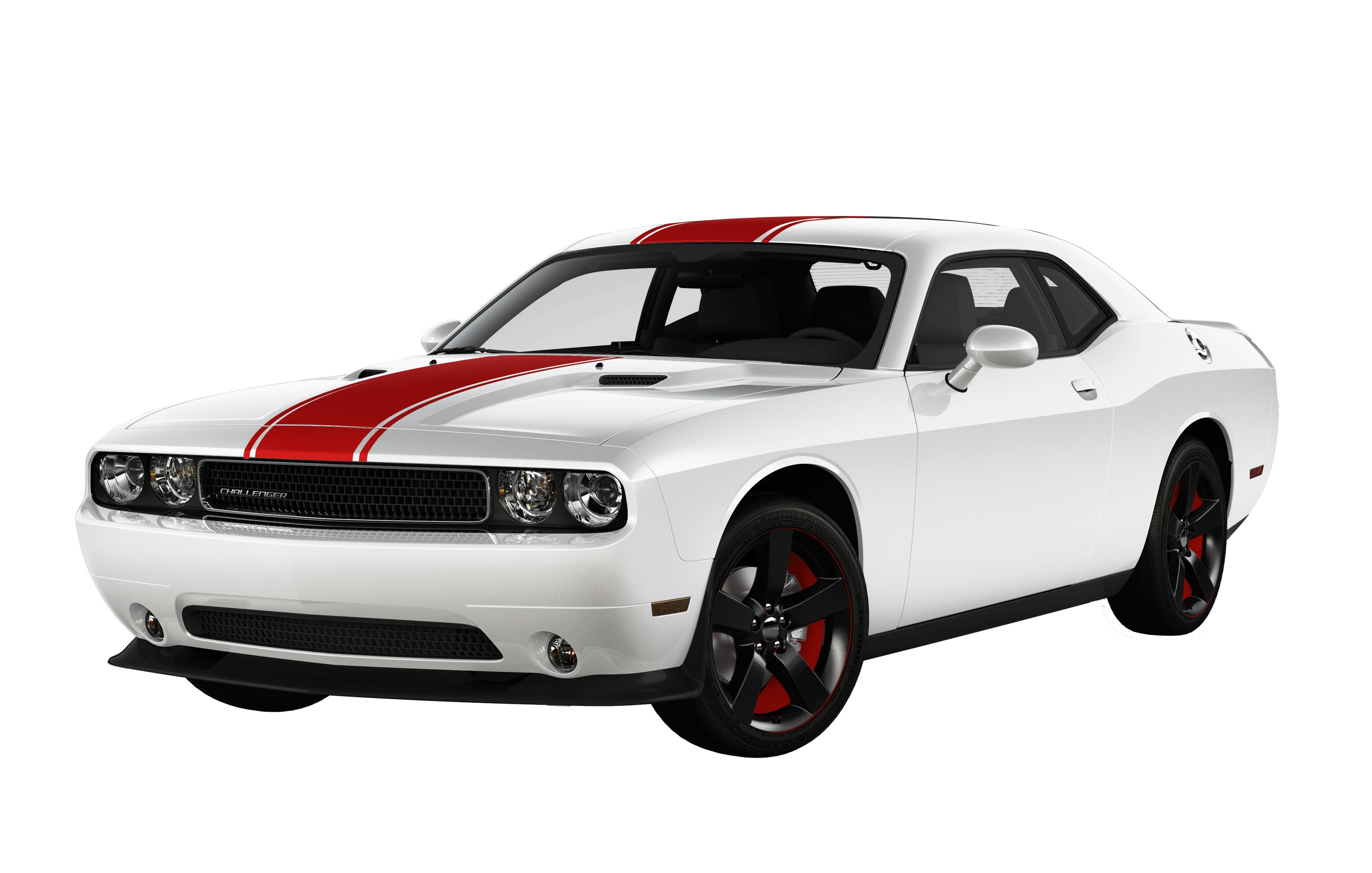 Dodge Challenger PNG Clipart.