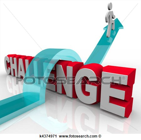 Challenge Clip Art Free.