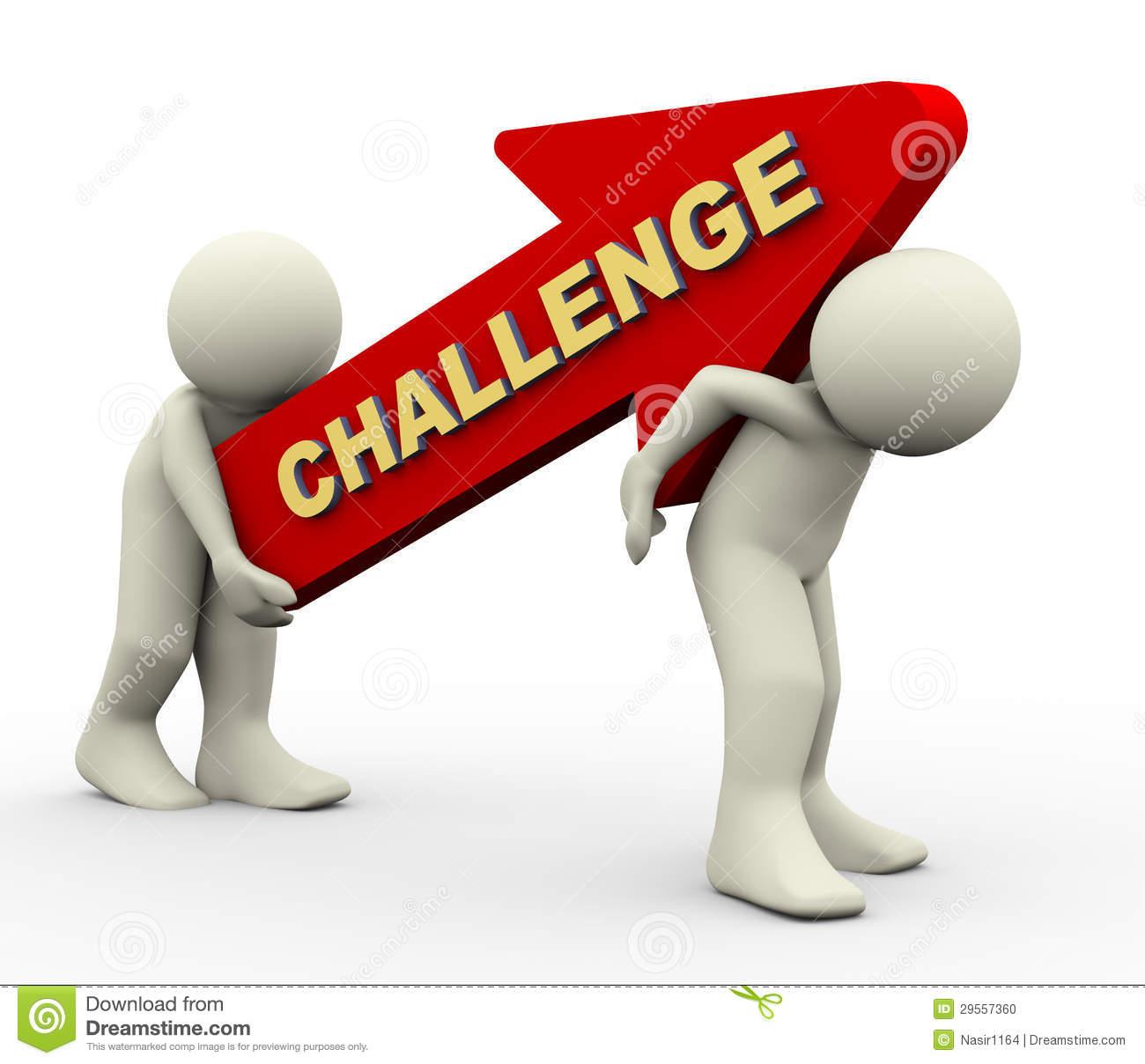Challenge Stock Illustrations.