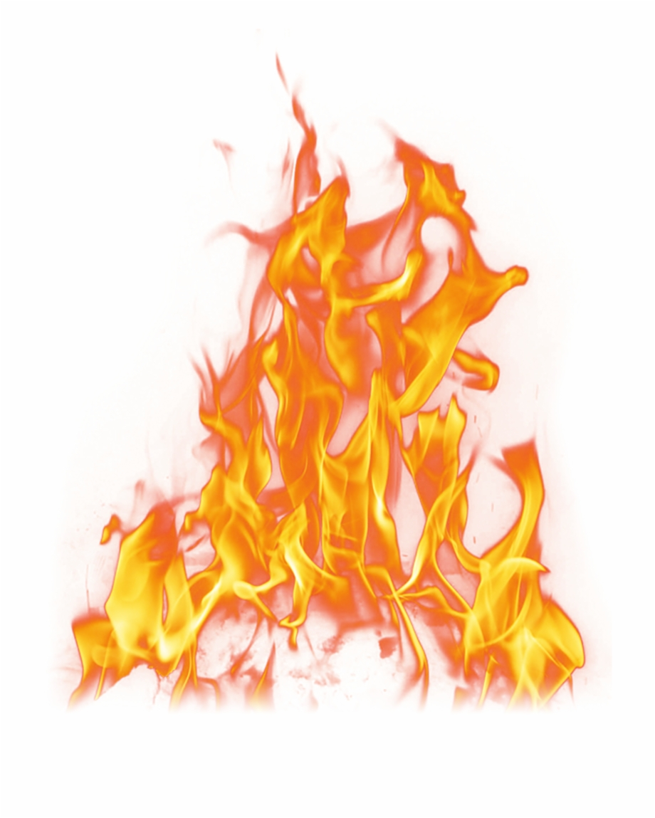 Fire Hot Flame Free Png Hq Clipart.