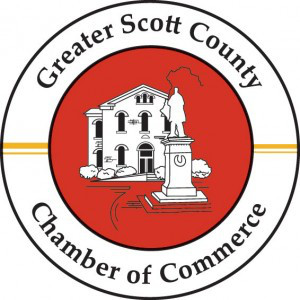 Scott County Chamber of Commerce.
