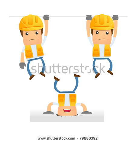 Funny Accident Stock Vectors, Images & Vector Art.
