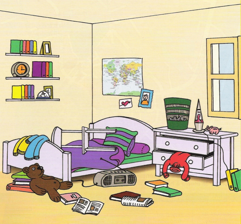 Chambre clipart 14 » Clipart Station.