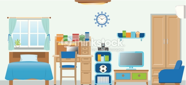 Chambre clipart 3 » Clipart Station.