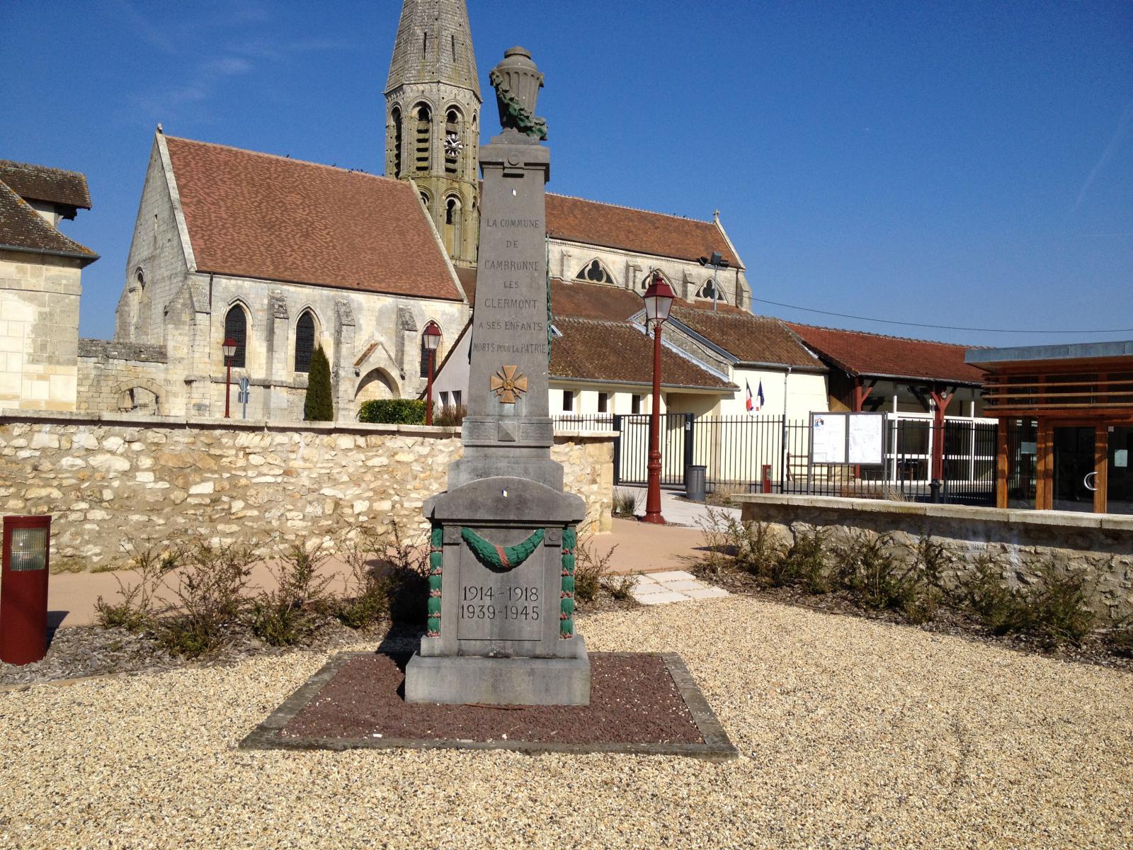 Monument à Cambronne.