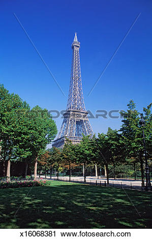 Stock Photography of France, Paris, Champ.