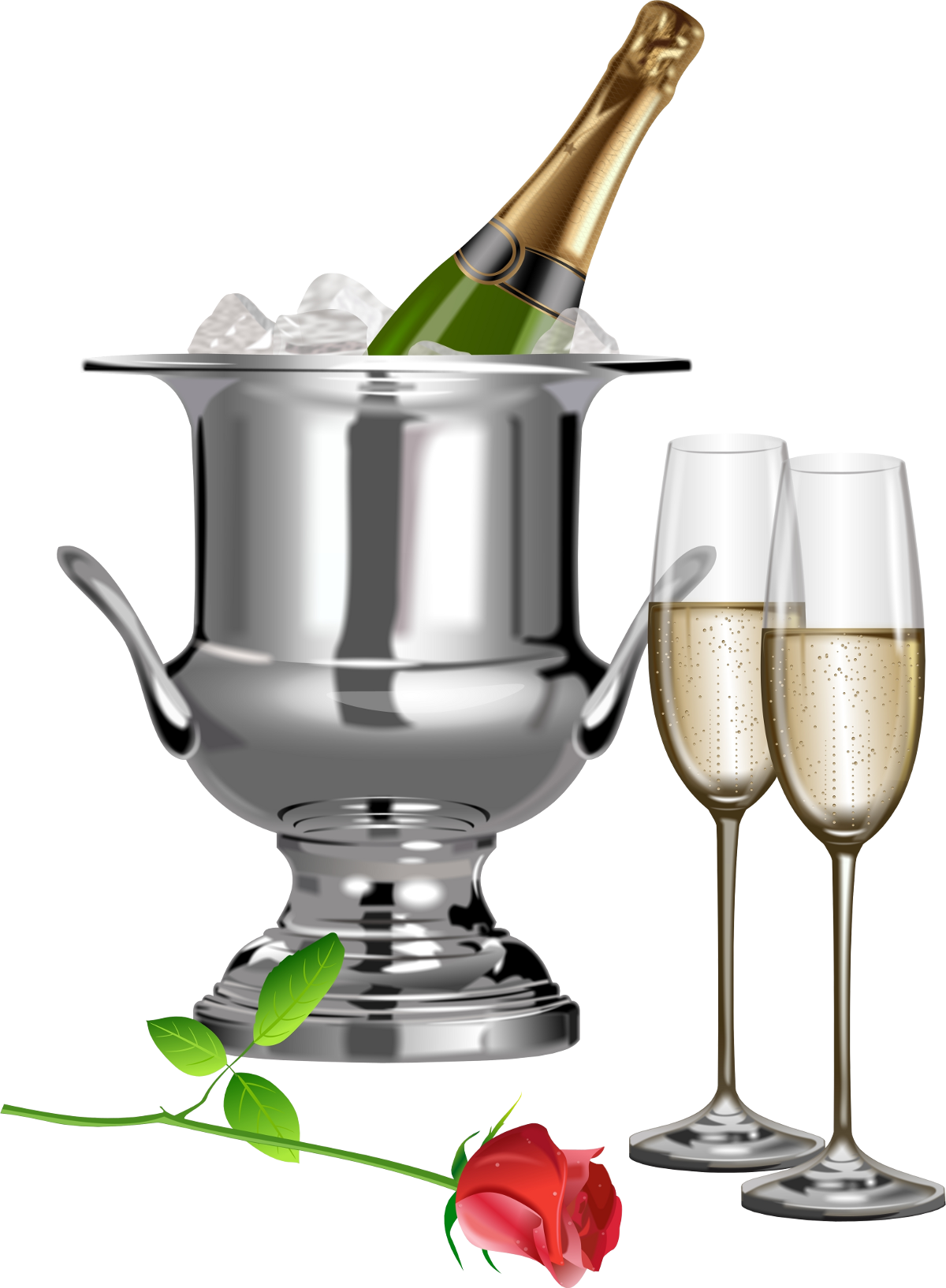 Free Champagne Bottle Clipart, Download Free Clip Art, Free.