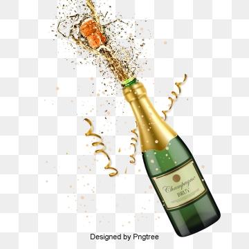 Wine Bottle PNG Images.