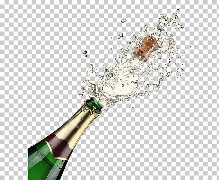 Champagne Sparkling wine Bottle Cork, Champagne Popping Free.