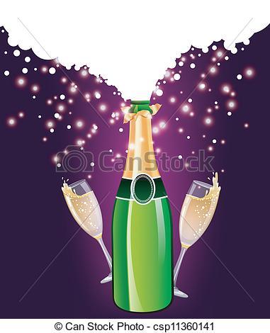 Champagne bottle Vector Clipart EPS Images. 8,029 Champagne bottle.