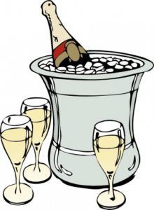 Champagne Clip Art Download.