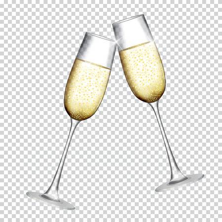 1,280 Champagne Flute Cliparts, Stock Vector And Royalty Free.
