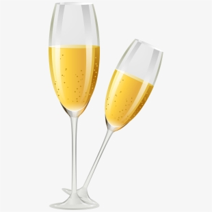 Champagne Clipart Drinking Glass.
