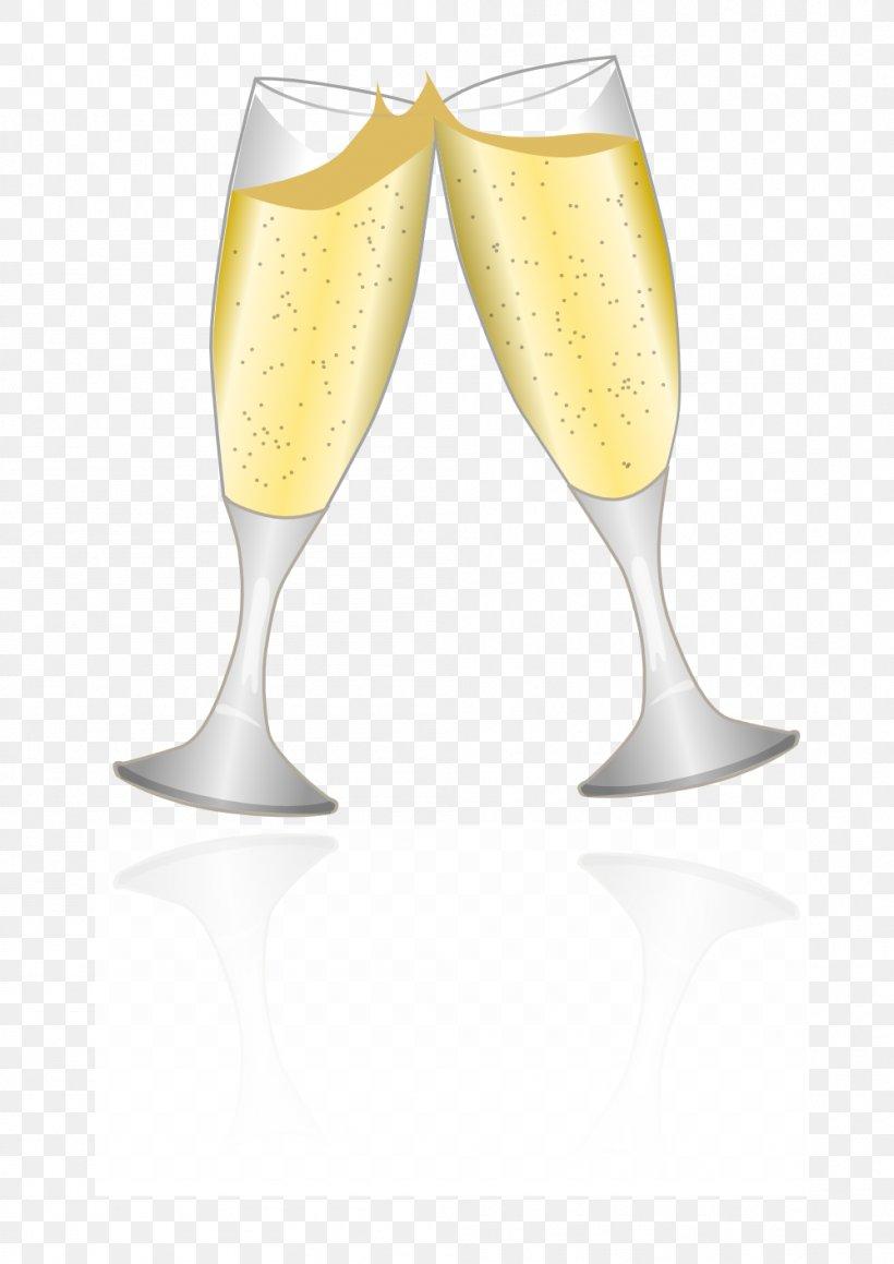 Champagne Prosecco Clip Art Sparkling Wine Illustration, PNG.