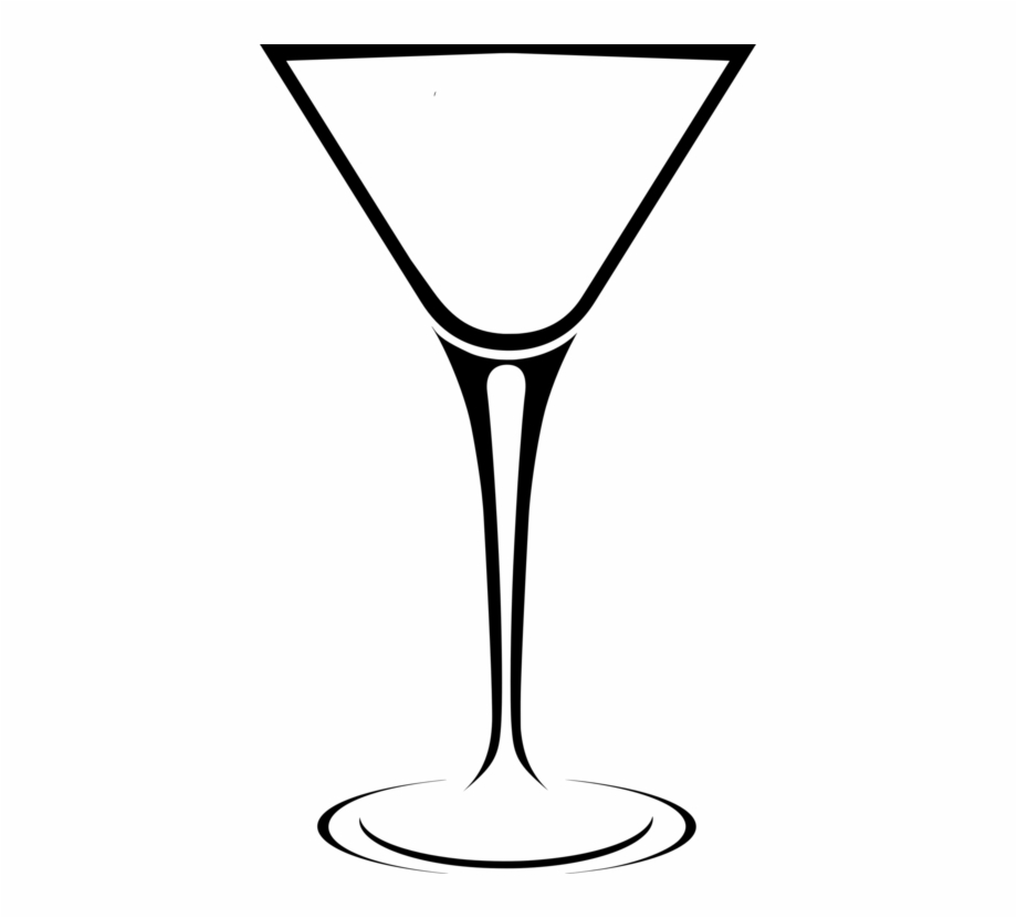 Picture Black And White Champagne Cocktail Free Commercial.