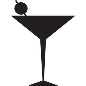Free Martini Glass Clip Art Pictures.
