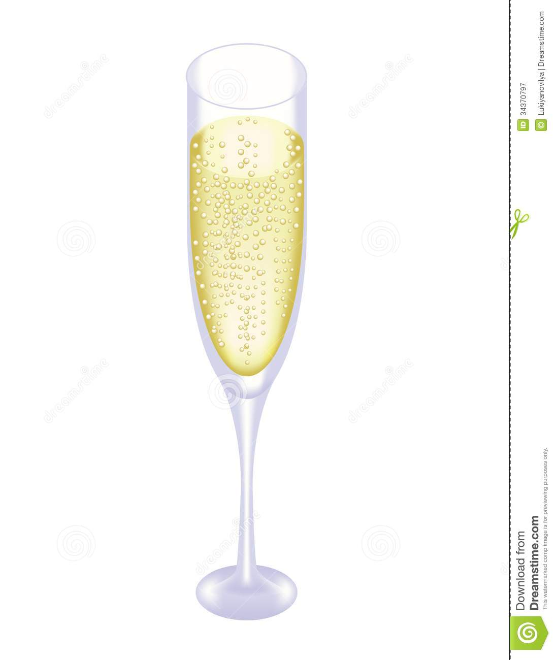Champagne glass clipart free.