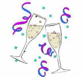 Free Champagne Glass Clip Art, Web Graphics At Stuart&Clipart.