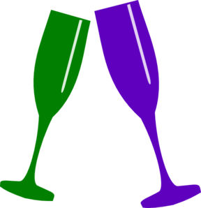 Champagne Glass Clip Art at Clker.com.