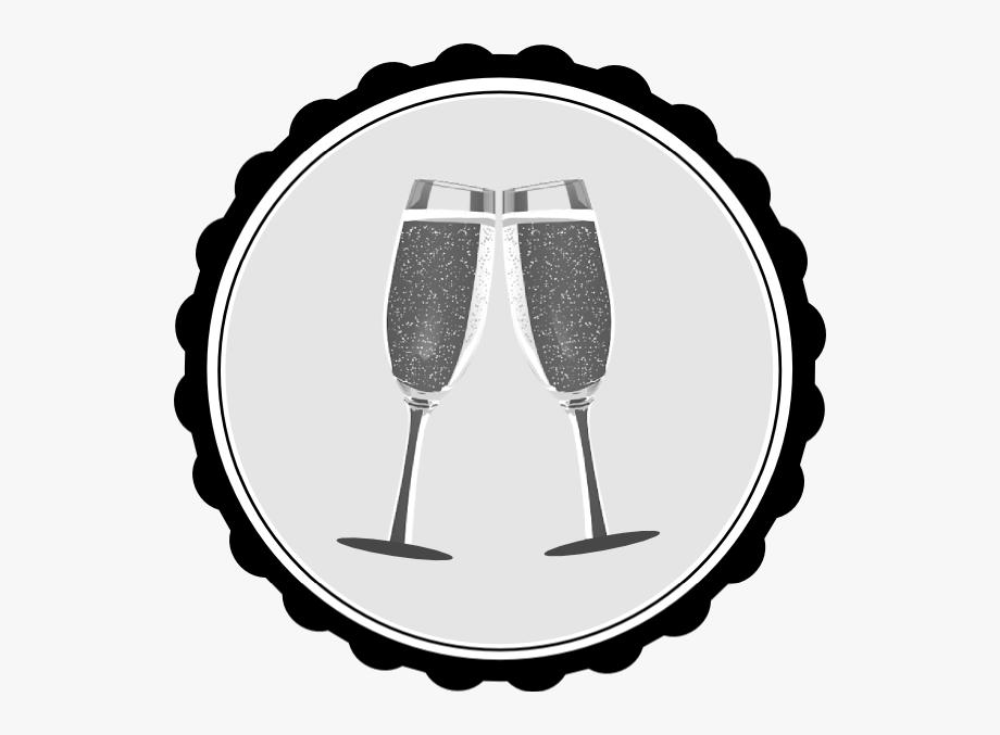 Champagne Clip Art.