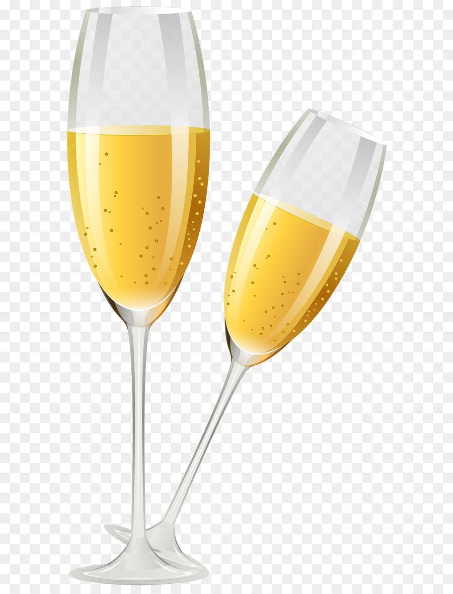 Champagne Glasses Background png download.