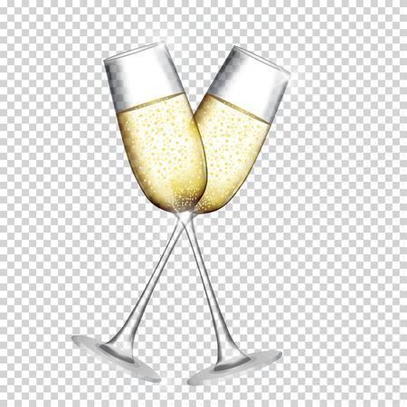 Champagne glasses clipart no background 3 » Clipart Portal.
