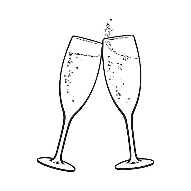 Champagne Glasses Clipart & Free Champagne Glasses Clipart.