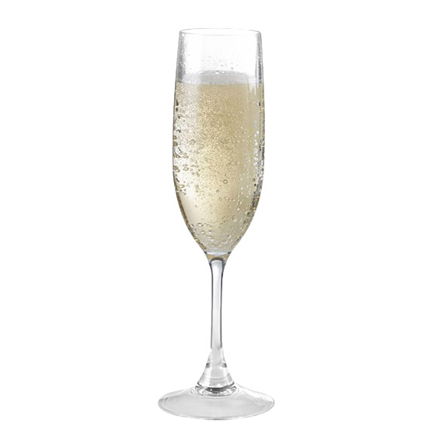 Champagne Glass PNG Image.