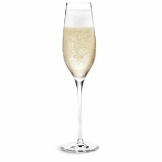 Champagne Glass Blue Clip Art.