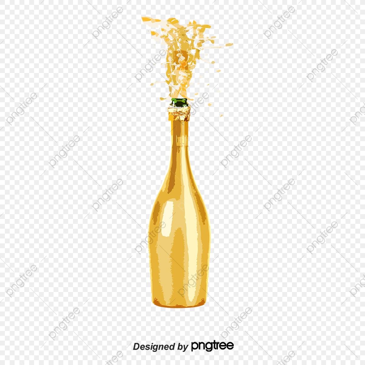 Champagne Splash, Splash Clipart, Champagne, Bottle PNG Transparent.