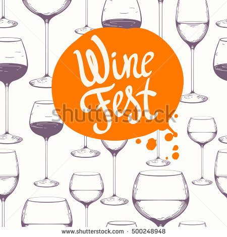 Wine Tasting Group Stock Vectors, Images & Vector Art.