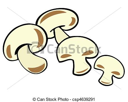 Champignon Stock Illustration Images. 1,115 Champignon.